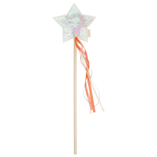Reverse Sequin Wand