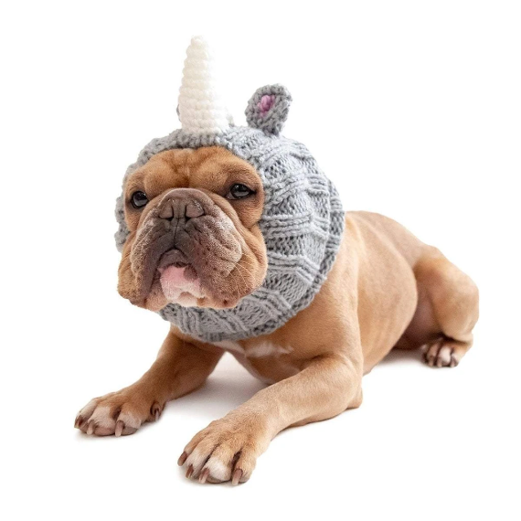 Rhino  Dog Costume
