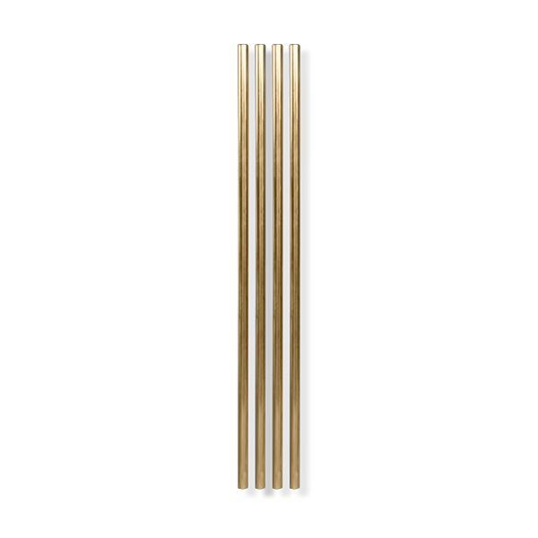 Metal Straws 10 in.