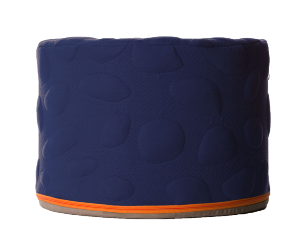 Pouf Pacific Blue