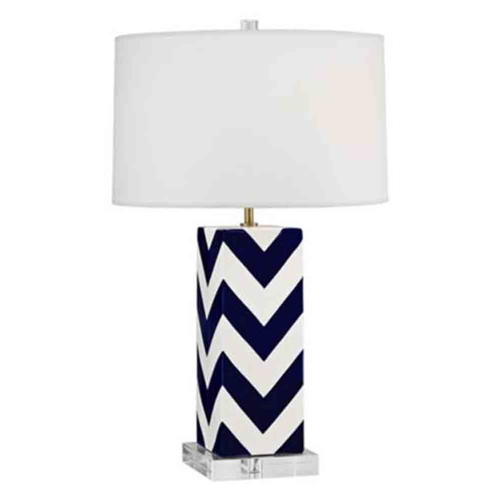 Mary McDonald Santorini Stripes Buffet Lamp