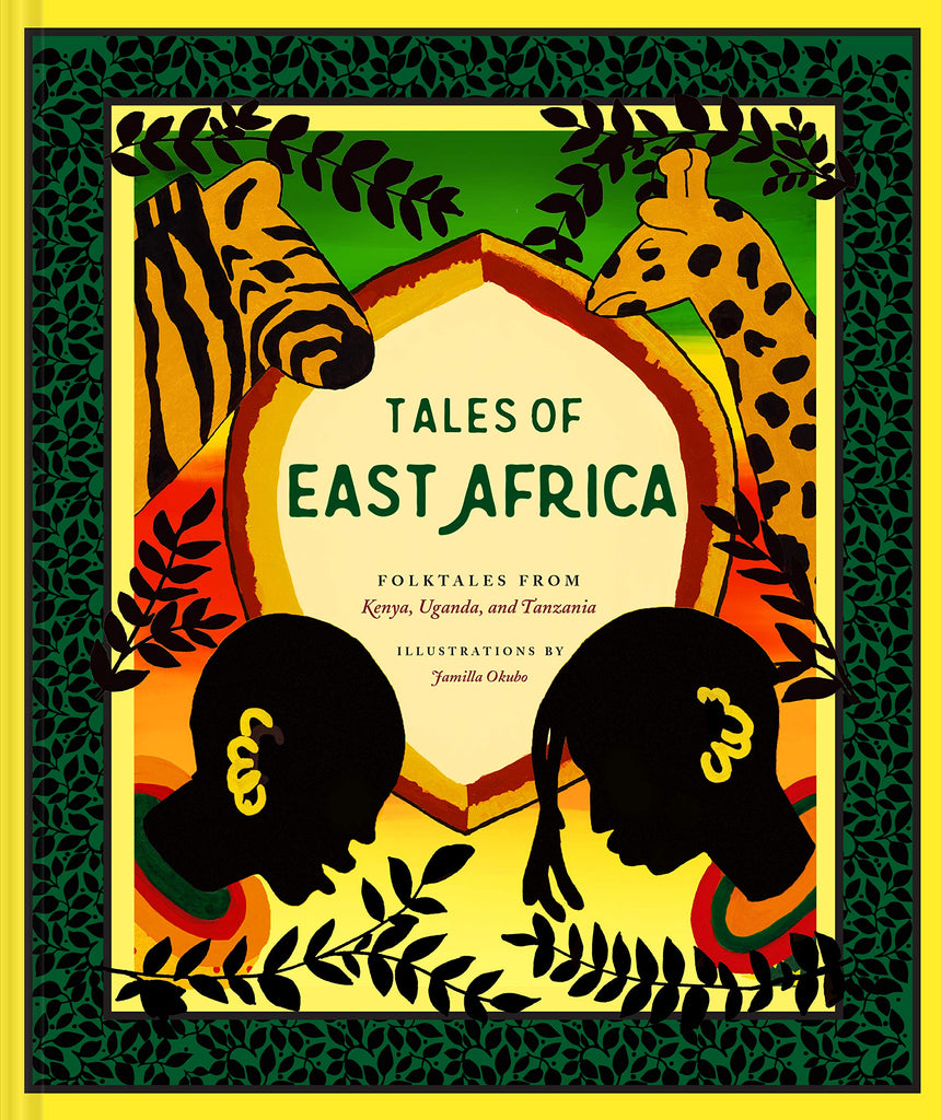 Tales of East Africa:  Illustrated Stories and Literature from Africa