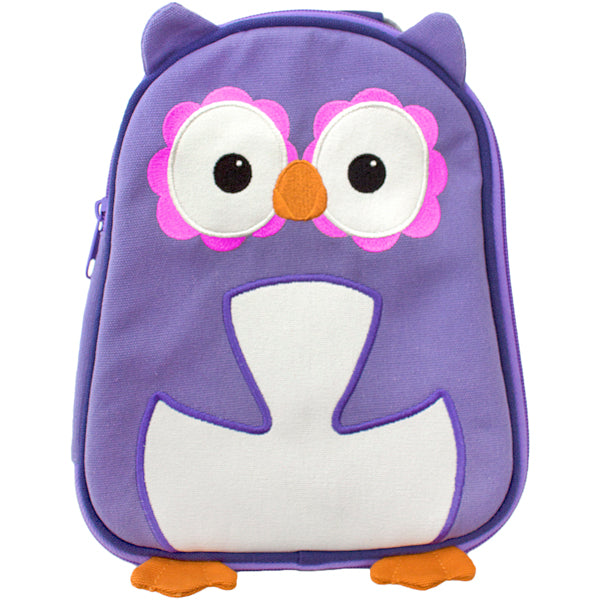 Purple Owl Lunch Pack
