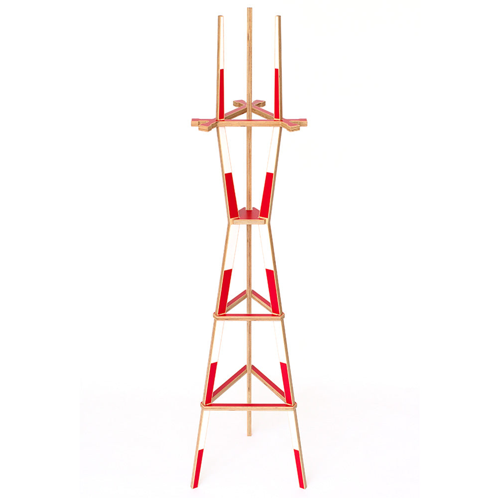 Sutro Tower Coatrack
