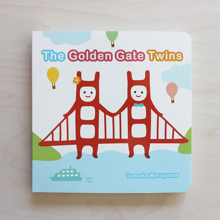 The Golden Gate Twins - Children's Book