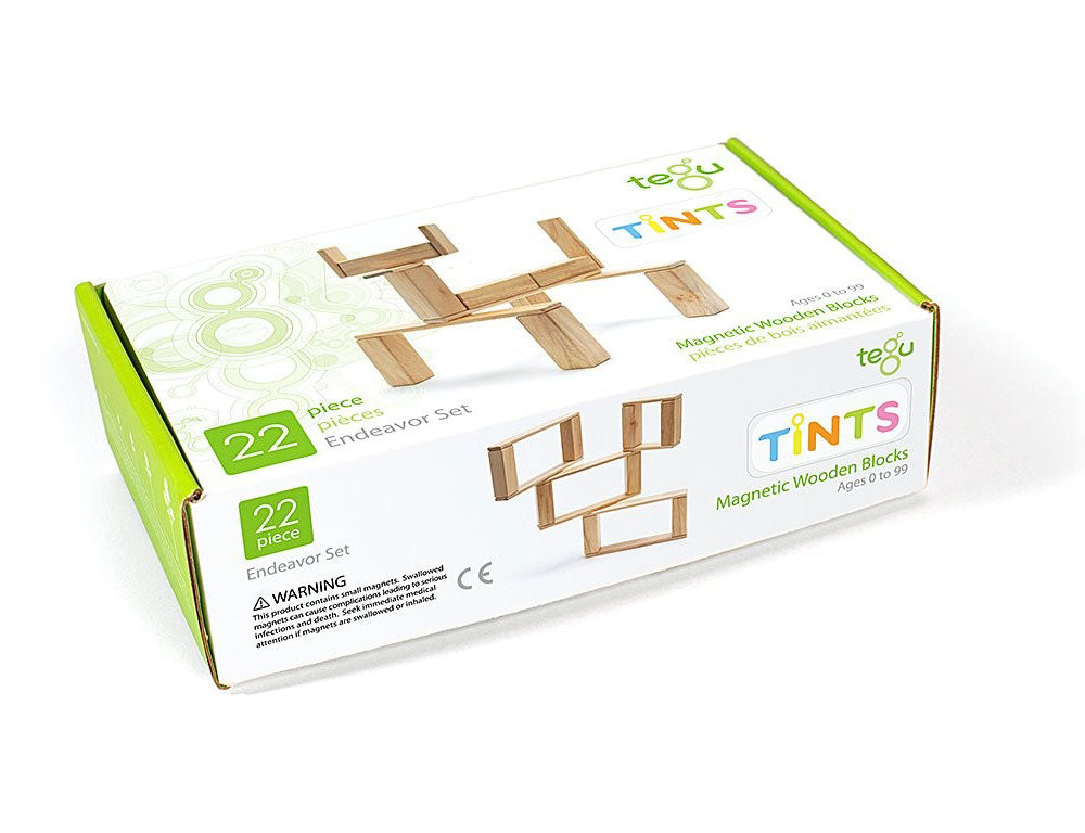 Tints 22 Piece Endeavor Set