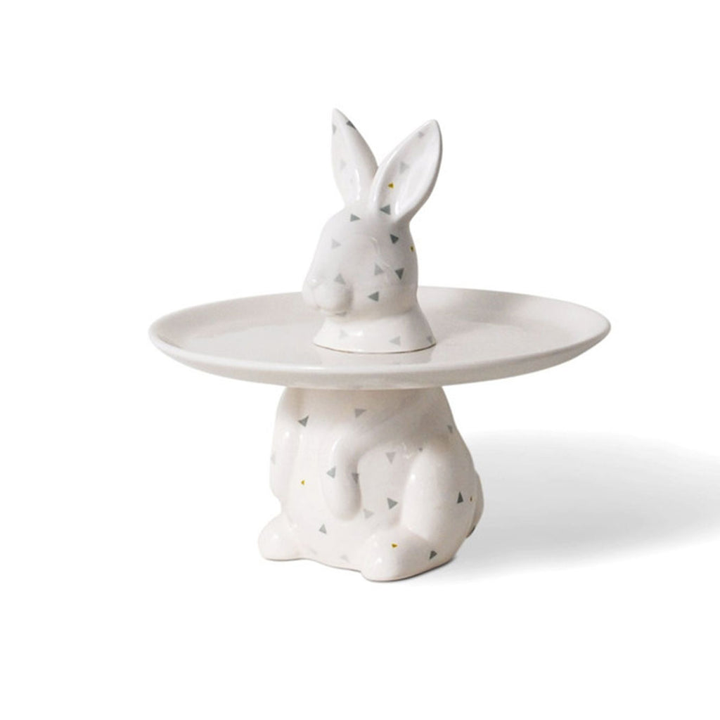 Menagerie Plates Rabbit