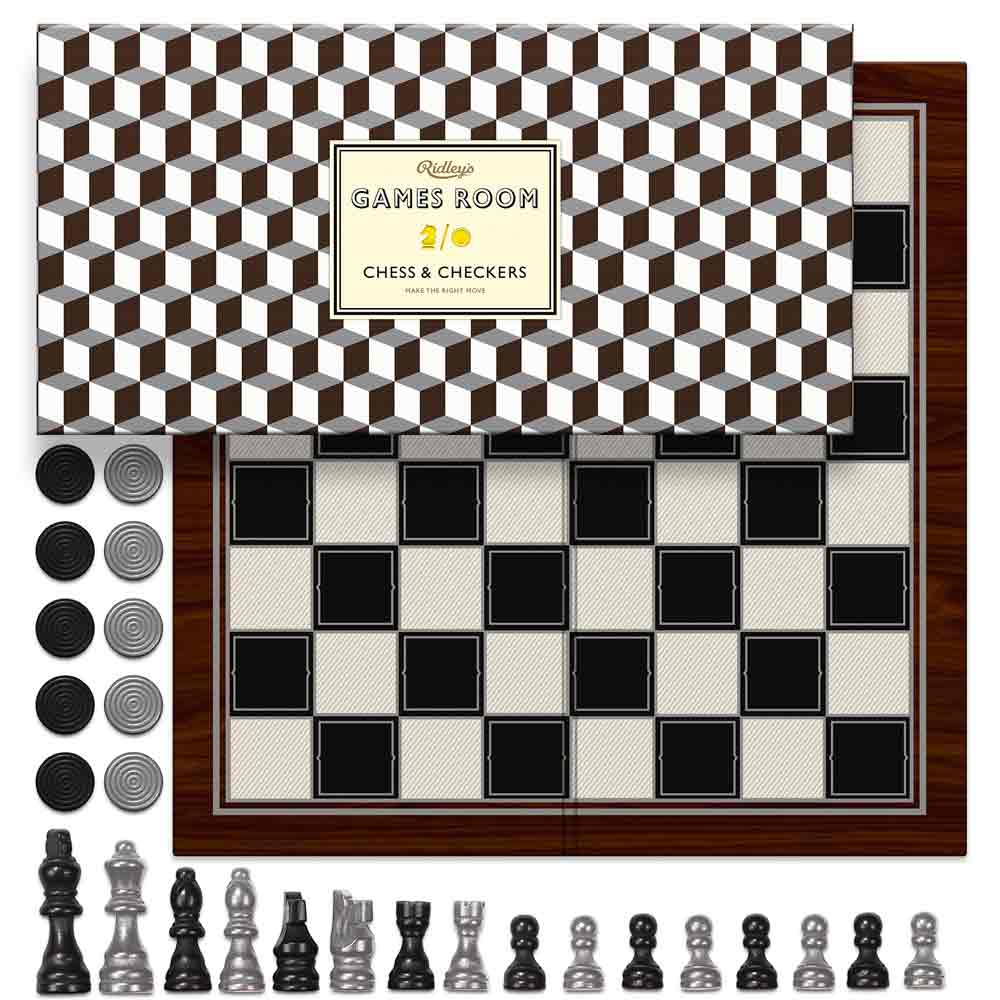 Checker Chess