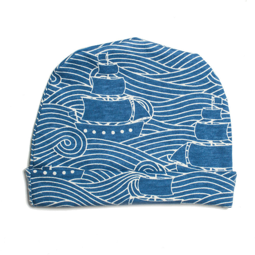 High Seas Baby Hat