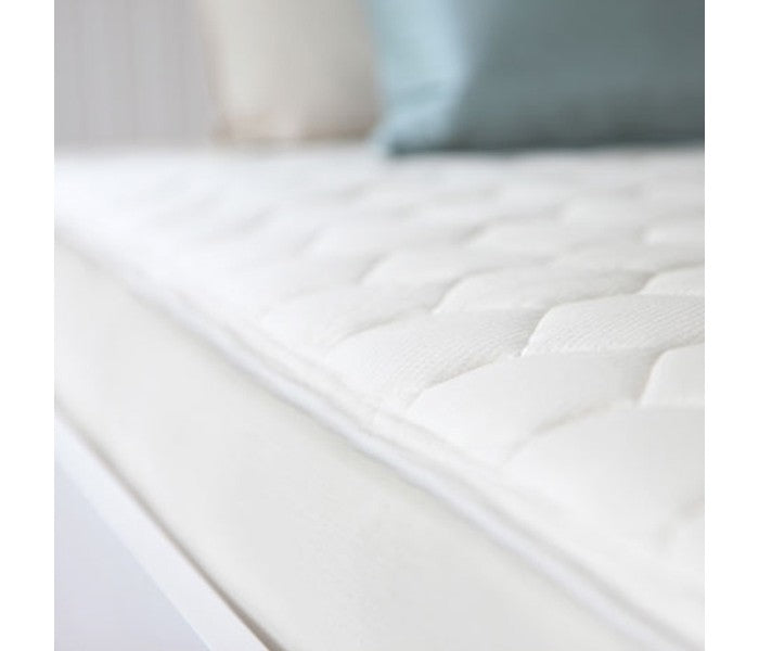 Quilted Organic Cotton Deluxe Mattress - Twin