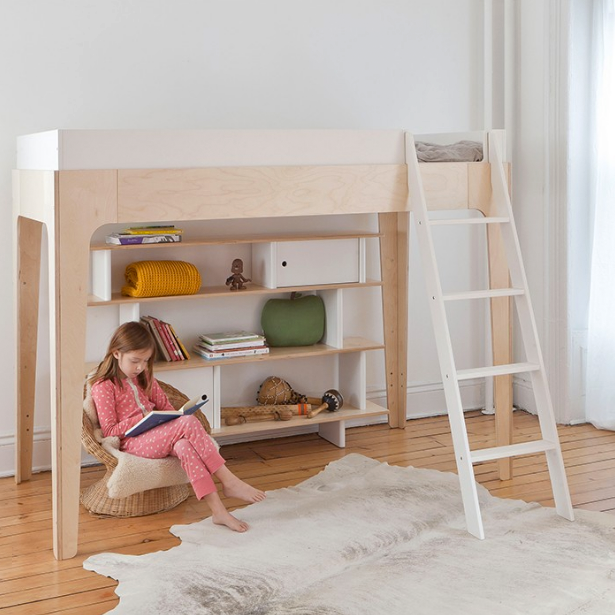 Perch Twin Loft Bed