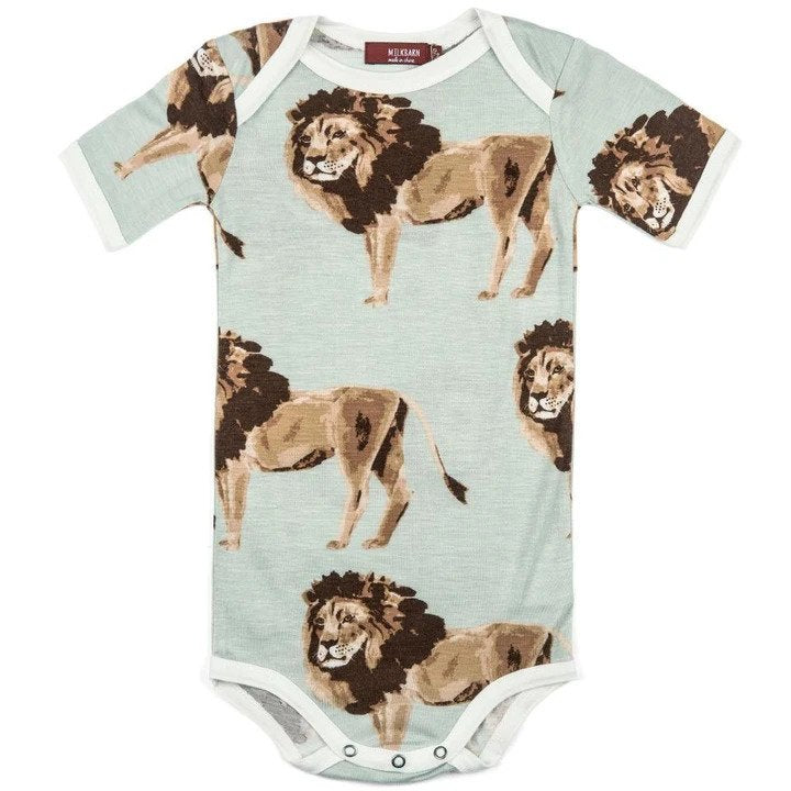 Bamboo One Piece Lion