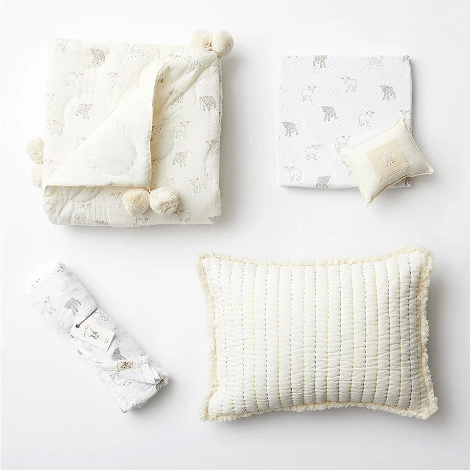 Little Lamb Nursery Gift Set