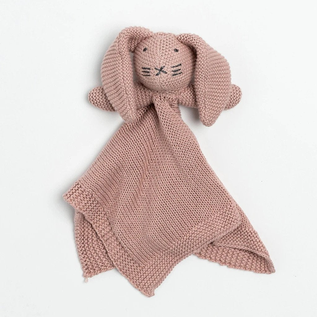 Organic Cotton Lovey Bunny