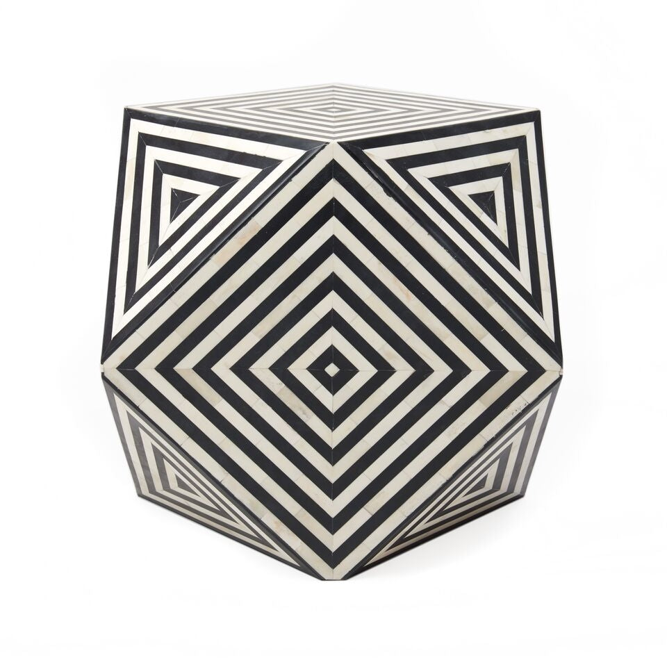 Mirah Geo Side table