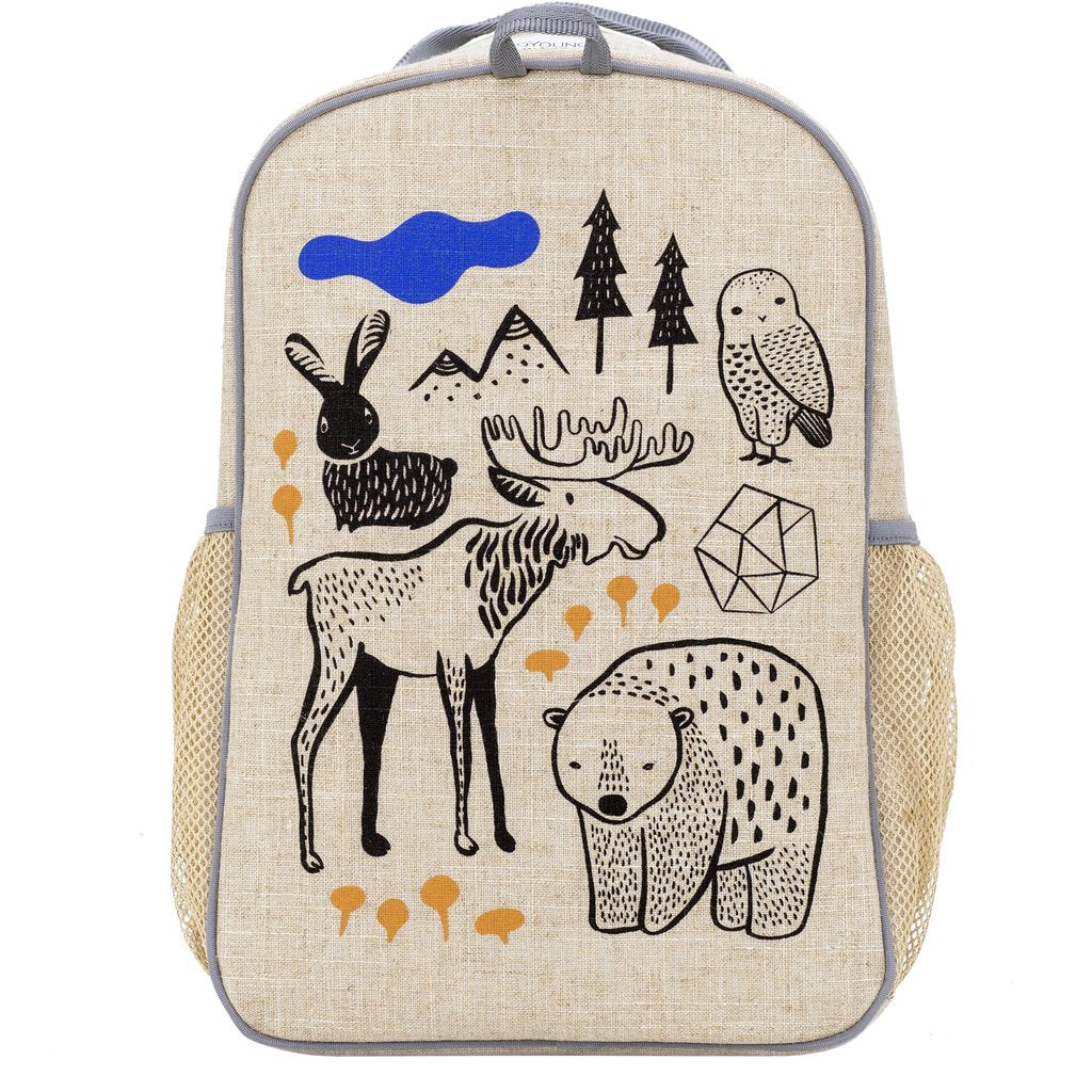 Wee Gallery Nordic Grade School Backpack