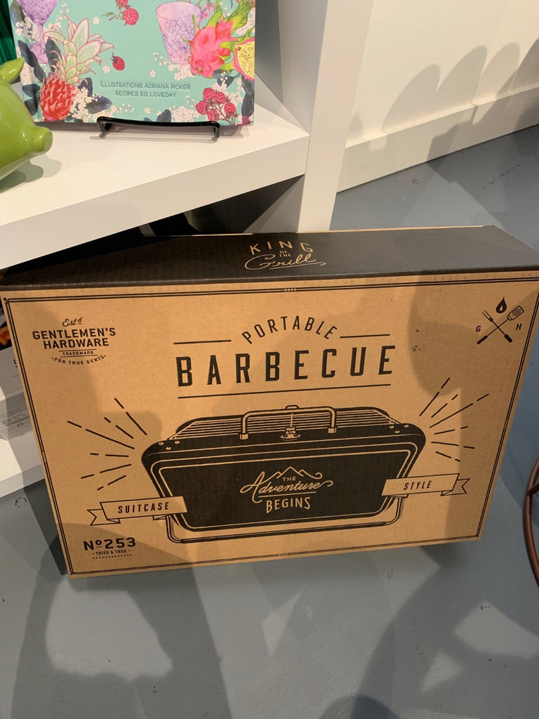 Gentlemen's Hardware Portable Barbecue