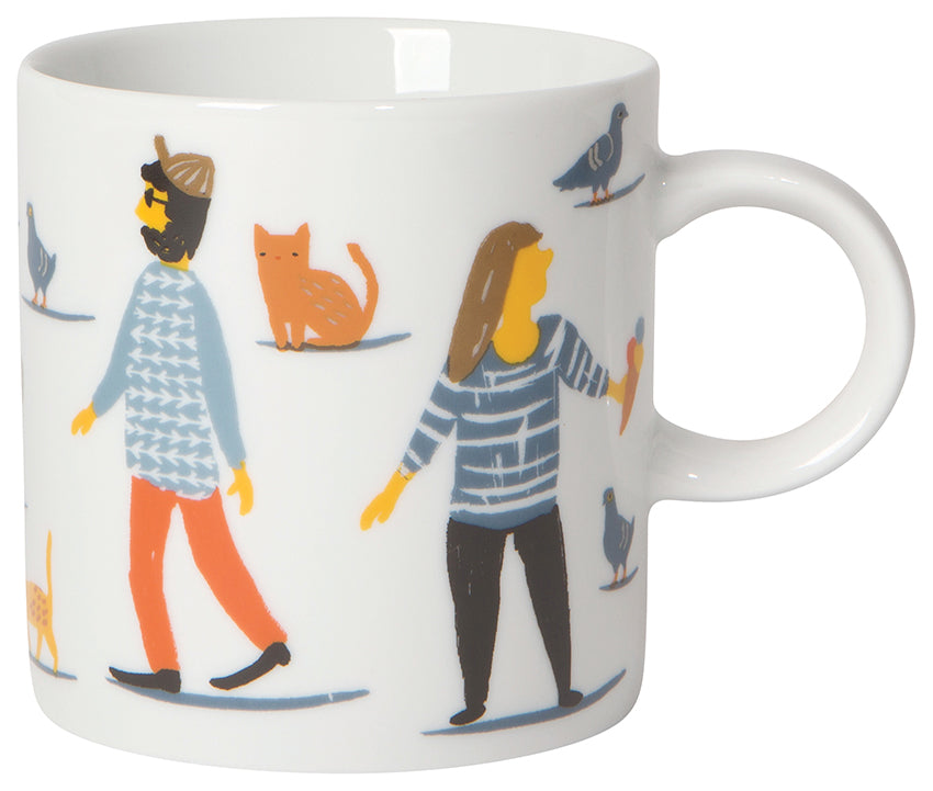 People Person Short Mug