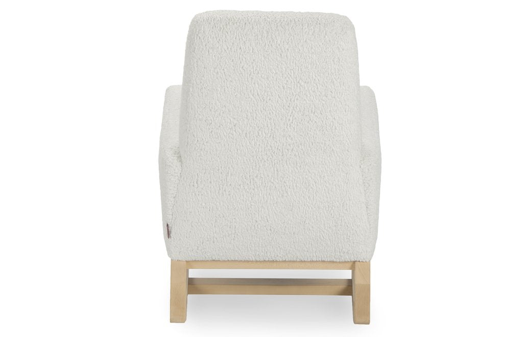 Faux Sheepskin Joya Rocker