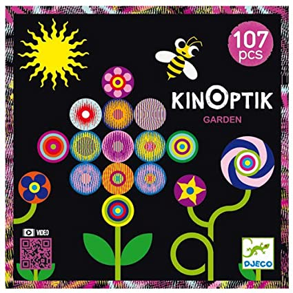Kinoptik Garden 107 pieces