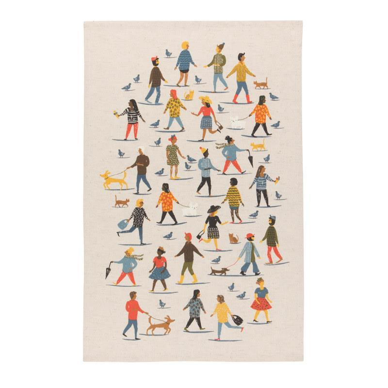 People Person Tea Towel