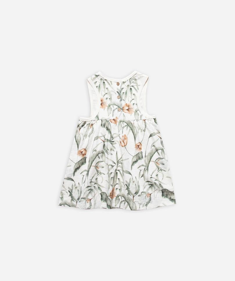 Layla Tropical Dress