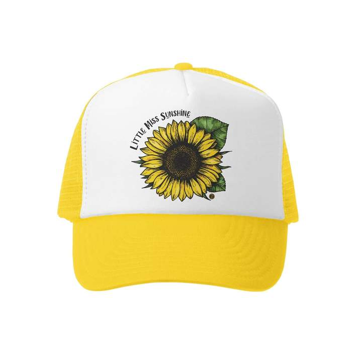 LITTLE MISS SUNSHINE TRUCKER HAT