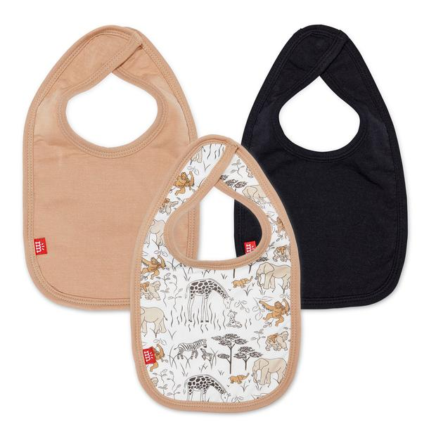Great Migration Modal Magnetic 3-Pack Bib