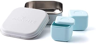 Miniware GrowBento Box and 2 Silipods