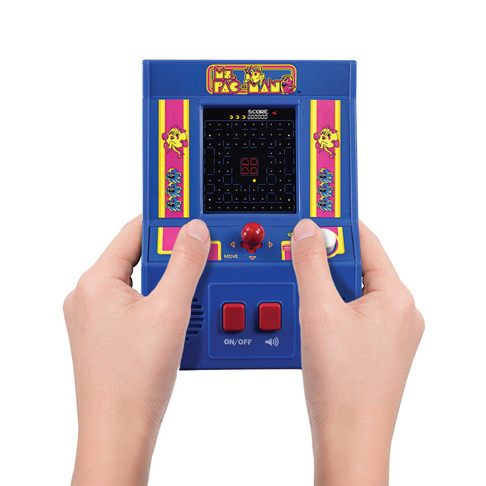 Ms. Pac-Man Retro Arcade Game