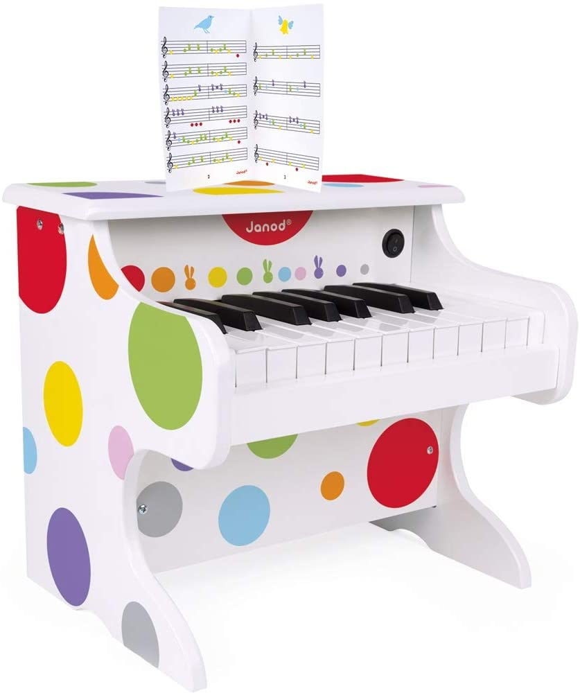 My First Confetti Electronic Piano