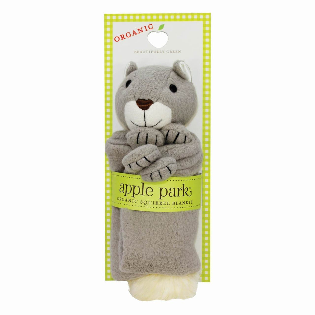 Picnic Pal Blankie - Squirrel