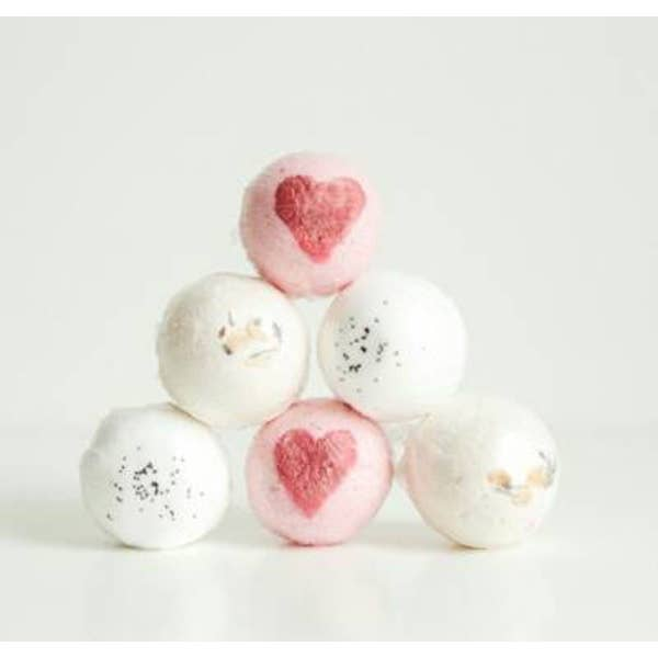 Set of 6 Bath Bomb