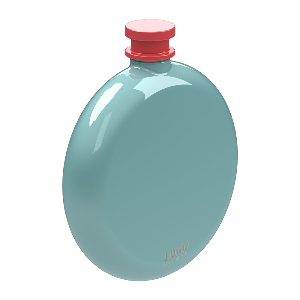 Skittle Round Hip Flask
