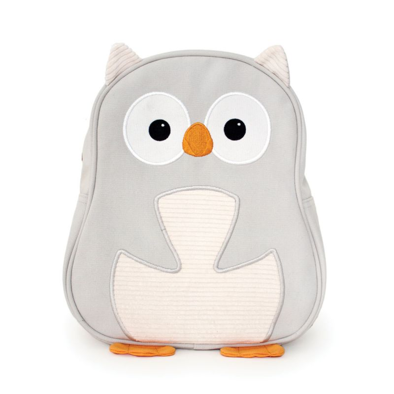 Who The Owl Toddler Backpack