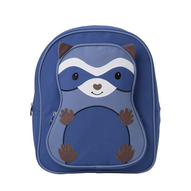 Raccoon Big Kid Backpack