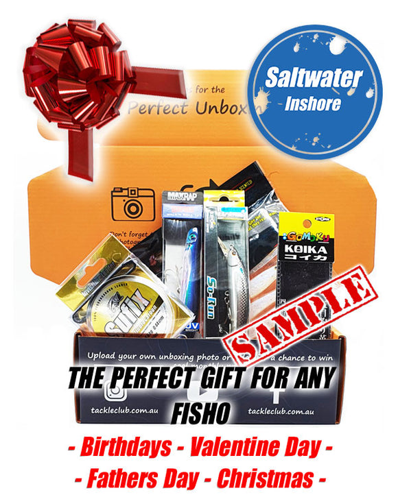 Saltwater Inshore Box Gift sample
