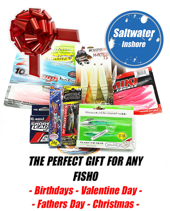 Saltwater Inshore Gift Box