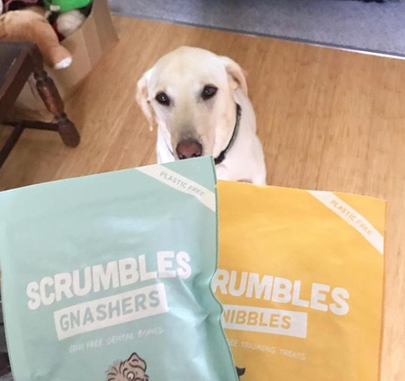 A super Saturday spent with Scrumbles