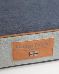 George Barclay Beckley Dog Mattress - Deluxe Edition, Pewter/Anthracite