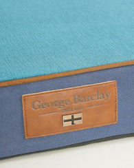 George Barclay Beckley Dog Mattress - Deluxe Edition, Aquamarine