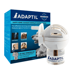 ADAPTIL Calm Home Diffuser 30 Day Starter Kit Calming- Jurassic Bark Pet Store Littleport Ely Cambridge