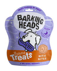 Barking Heads Nitie Nites 100g Dog Treats- Jurassic Bark Pet Store Littleport Ely Cambridge
