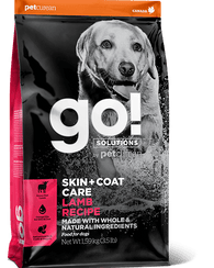 Go! Dog Skin And Coat Lamb Dog- Jurassic Bark Pet Store Littleport Ely Cambridge