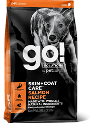 Go! Dog Skin And Coat Salmon Dog- Jurassic Bark Pet Store Littleport Ely Cambridge