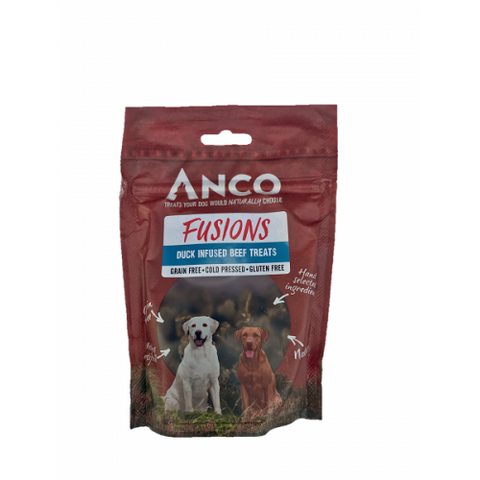 Buy Anco Fusions Duck Infused Beef Treat