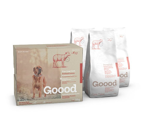 Goood Adult Free Range Lamb Dog Food Dry- Jurassic Bark Pet Store Littleport Ely Cambridge