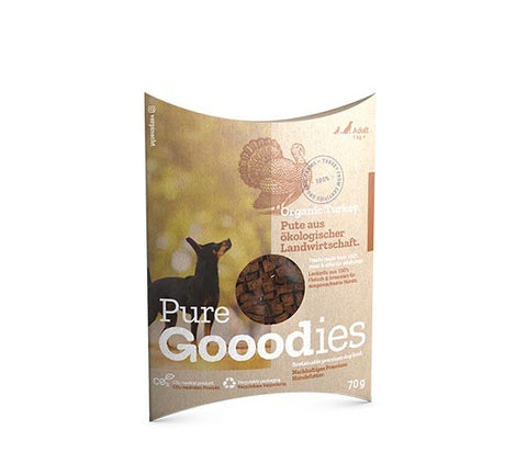 Goood Organic Turkey Pure Dog Treat Dog Treats- Jurassic Bark Pet Store Littleport Ely Cambridge