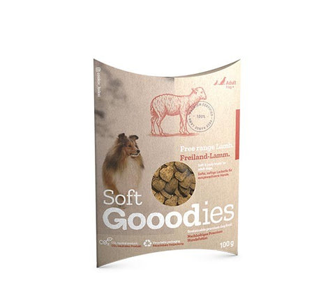 Goood Free Range Lamb Soft Treat for Adult Dogs Dog Treats- Jurassic Bark Pet Store Littleport Ely Cambridge