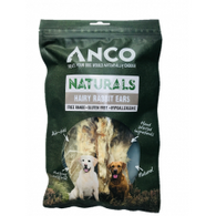 Anco Naturals Hairy Rabbit Ears 100g